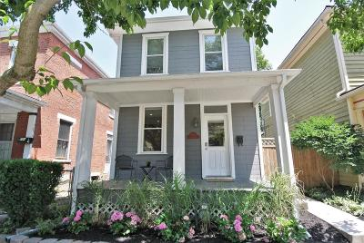 Columbus Single Family Home For Sale: 780 Kerr Street