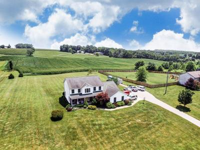 Fredericktown Single Family Home For Sale: 16960 Connector Road