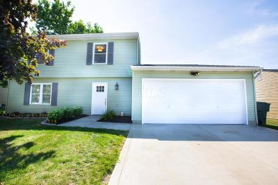 Grove City Single Family Home Contingent Finance And Inspect: 2325 Creek View Place