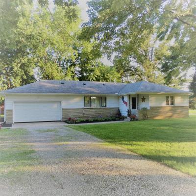 Washington Court House OH Single Family Home For Sale: $139,900