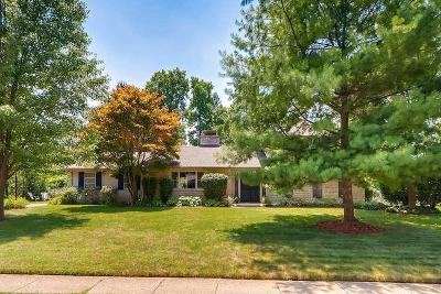 Upper Arlington Single Family Home Contingent Finance And Inspect: 2415 Buckley Road