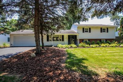 Columbus Single Family Home For Sale: 1527 Fishinger Road