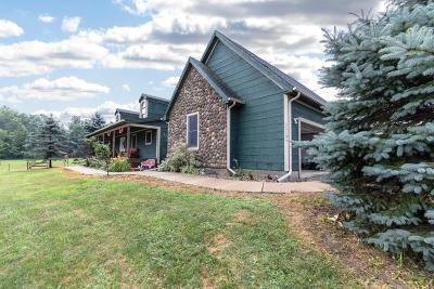 Marengo Single Family Home For Sale: 5560 Township Road 211