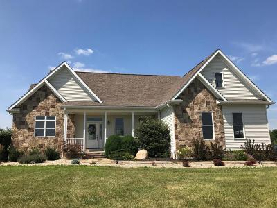 Stoutsville Single Family Home For Sale: 9596 Heigle Road SW