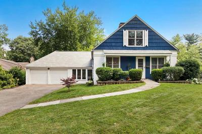 Clintonville Single Family Home Contingent Finance And Inspect: 354 Canyon Drive N