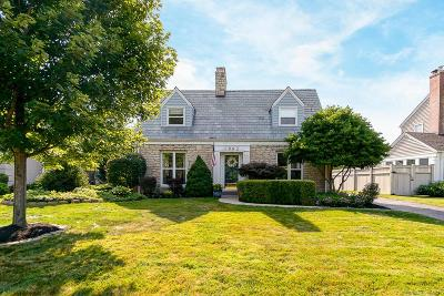 Upper Arlington Single Family Home Contingent Finance And Inspect: 1982 Edgemont Road N