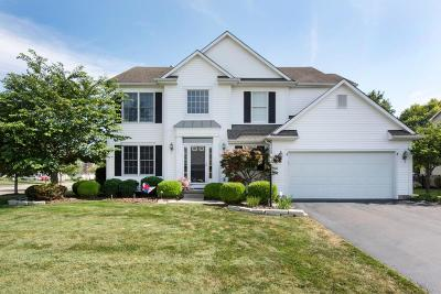 Pickerington Single Family Home Contingent Finance And Inspect: 105 Blaine Court