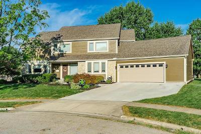 Upper Arlington Single Family Home For Sale: 4532 Benderton Court