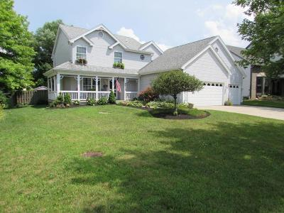 Grove City Single Family Home For Sale: 3314 Parkbrook Drive