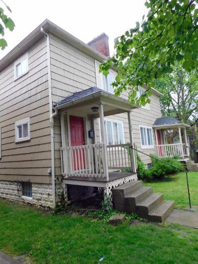 Columbus Multi Family Home For Sale: 1101-1103 Wilson Avenue