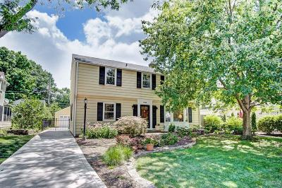 Upper Arlington Single Family Home For Sale: 2664 Coventry Road