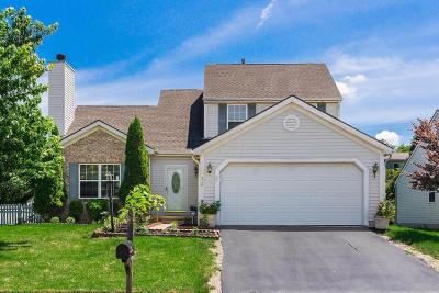 Blacklick Single Family Home Contingent Finance And Inspect: 316 Westerkirk Drive