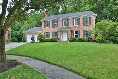 Dublin OH Single Family Home Contingent Finance And Inspect: $329,900
