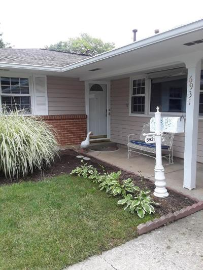 Reynoldsburg Single Family Home Contingent Finance And Inspect: 6931 Retton Road