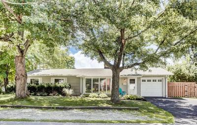 Upper Arlington Single Family Home Contingent Finance And Inspect: 3581 Ramsgate Road