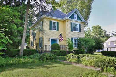 Worthington Single Family Home For Sale: 58 E South Street