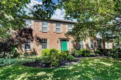 Pickerington Single Family Home Contingent Finance And Inspect: 997 McLeod Parc