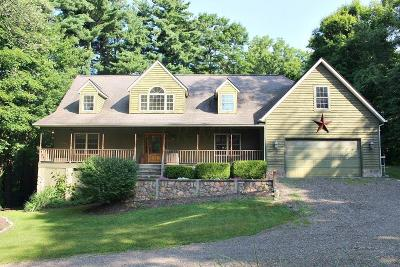 Glenford OH Single Family Home For Sale: $429,900