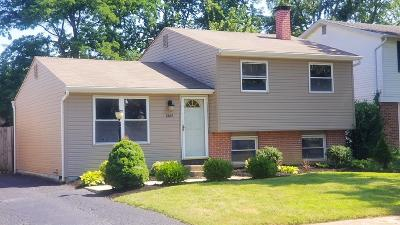 Grove City Single Family Home Contingent Finance And Inspect: 2636 Stonington Avenue