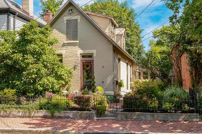 Columbus Single Family Home Contingent Finance And Inspect: 360 E Beck Street