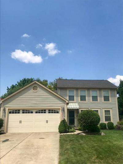 Grove City Single Family Home Contingent Finance And Inspect: 3357 Grovepark Drive