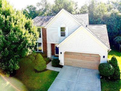 Blacklick Single Family Home For Sale: 151 Royal Farm E
