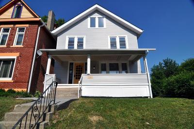 Single Family Home For Sale: 1024 Oakwood Avenue