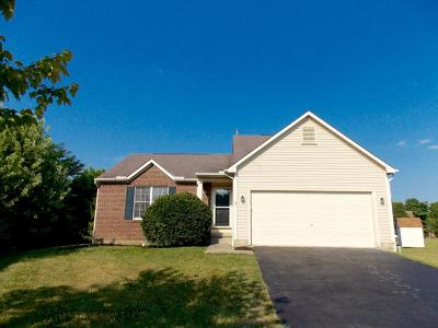 Grove City Single Family Home Contingent Finance And Inspect: 2106 Staghorn Way