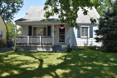 Columbus Single Family Home For Sale: 3421 Norwood Street