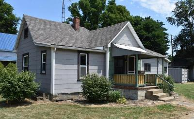 Mount Vernon Single Family Home For Sale: 709 E Pleasant Street