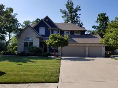 Pickerington Single Family Home Contingent Finance And Inspect: 13079 Ashley Creek Drive
