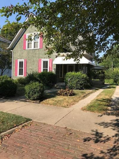 Newark Single Family Home For Sale: 286 Hudson Avenue