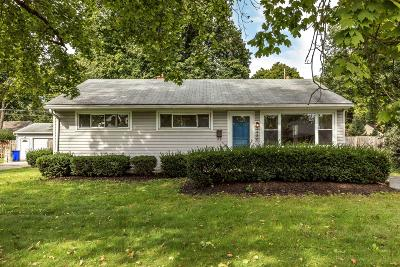 Upper Arlington Single Family Home For Sale: 2430 Shrewsbury Road