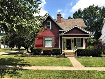 Bremen OH Single Family Home For Sale: $179,900
