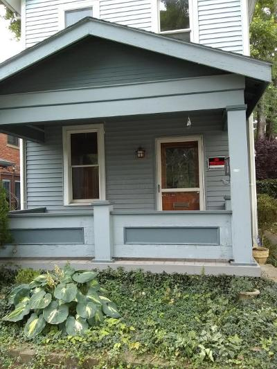 Columbus Single Family Home For Sale: 1172 Harrison Avenue
