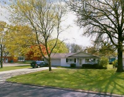 Newark Single Family Home For Sale: 293 Jefferson Road