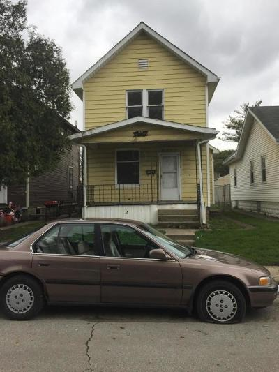 Columbus OH Single Family Home For Sale: $31,900