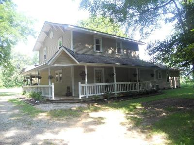Glenford Single Family Home Contingent Finance And Inspect: 12925 State Route 757