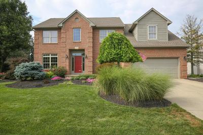 Grove City Single Family Home Contingent Finance And Inspect: 2578 Hoover Crossing Way
