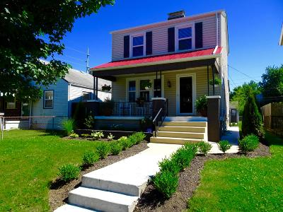 Columbus OH Single Family Home For Sale: $176,900