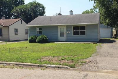 Franklin County, Delaware County, Fairfield County, Hocking County, Licking County, Madison County, Morrow County, Perry County, Pickaway County, Union County Single Family Home For Sale: 4543 St. Anthony Lane