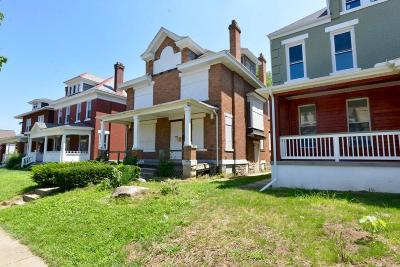 Columbus OH Single Family Home For Sale: $165,000