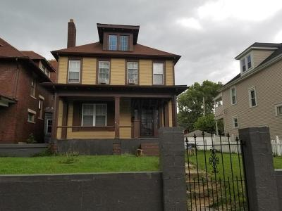 Columbus Single Family Home For Sale