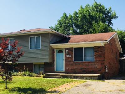 Columbus Single Family Home For Sale: 1428 Old Hickory Drive
