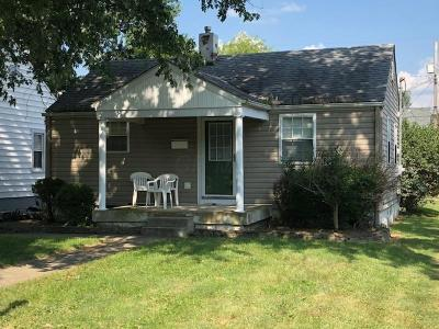 Lancaster Single Family Home For Sale: 706 Franklin Avenue