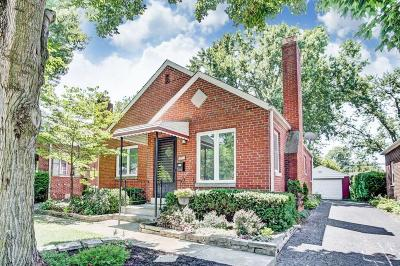 Columbus Single Family Home For Sale: 127 E Beechwold Boulevard