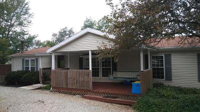 Thornville Single Family Home For Sale: 12050 State Route 204