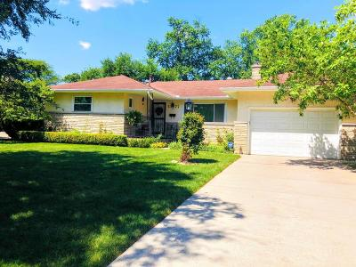 Columbus Single Family Home For Sale: 1377 Millerdale Road