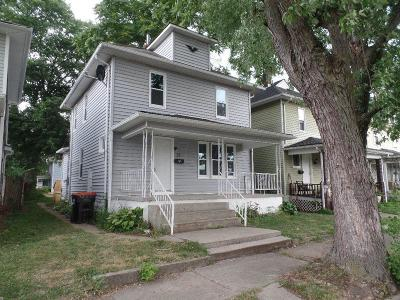 Newark Single Family Home For Sale: 25 Curtis Avenue