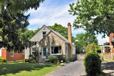 Columbus Single Family Home For Sale: 40 Rathbone Avenue